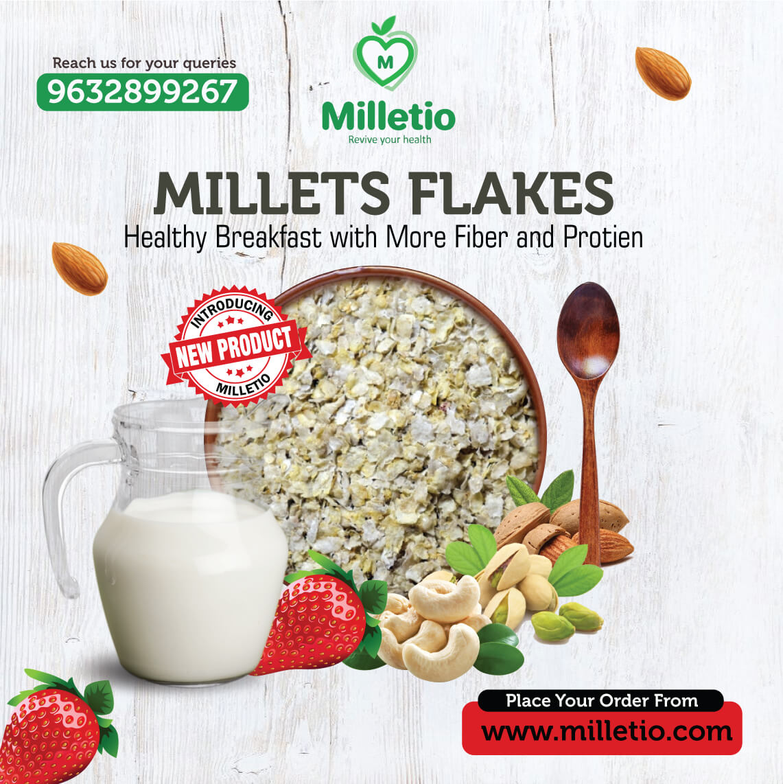 Millets-flakes-from-milletio.com-buy-from-online