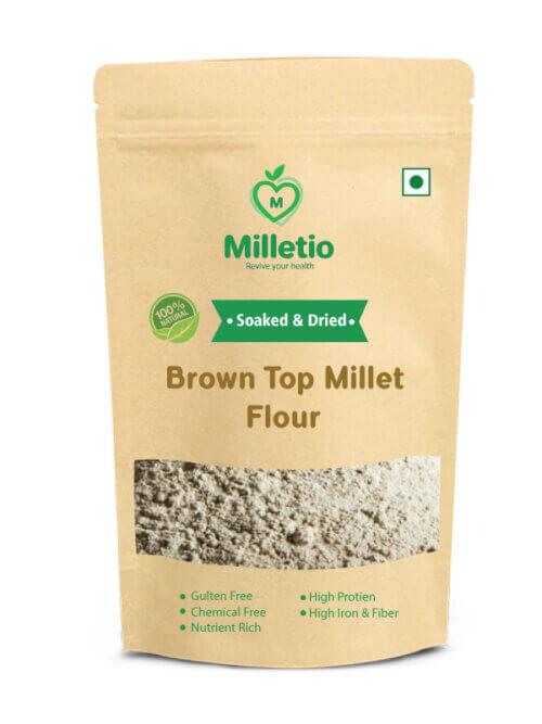 Brown Top Millet Flour